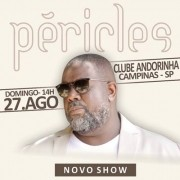Péricles - 27/08/17 - Campinas - SP - TKINGRESSOS
