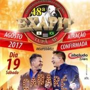 Cabaré - 19/08/17 - Tupã - SP - TKINGRESSOS