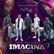 Imagina Samba - 28/07/17 - Campinas - SP - TKINGRESSOS