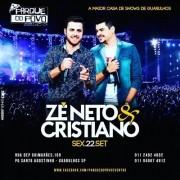 Zé Neto & Cristiano - 22/09/17 - Guarulhos - SP - TKINGRESSOS