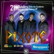 Pixote - 21/10/17 - Capivari - SP - TKINGRESSOS
