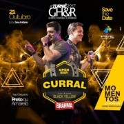 Curral Brahma - 21/10/17 - Leme - SP - TKINGRESSOS