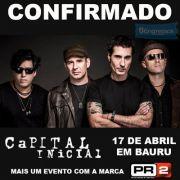 Capital Inicial - 17/04/15 - Bauru - SP