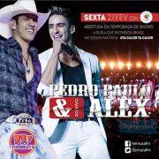 Pedro Paulo & Alex - 27/02/15 - Tatu� - SP