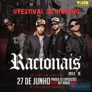 Racionais MC�s - 27/06/15 - Londrina - PR