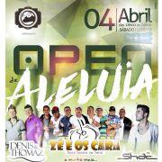 Open Aleluia - 04/04/15 - Leme - SP