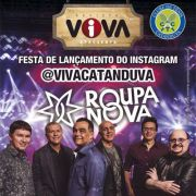 Roupa Nova - 23/05/15 - Catanduva - SP