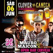 Clover na Caneca - 06/06/15 - Tup� - SP