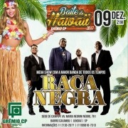Baile do Hawaii - Raça Negra - 09/12/17 - Jundiaí - SP - TKINGRESSOS