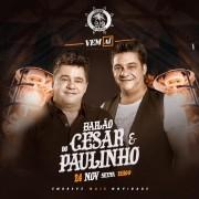 Cezar & Paulinho - 24/11/17 - Leme - SP - TKINGRESSOS