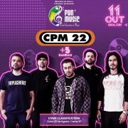 CPM 22 - 11/10/17 - Leme - SP - TKINGRESSOS