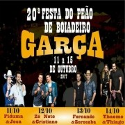 Fernando & Sorocaba - XX Festa do Peão de Garça - 13/10/17 - Garça - SP - TKINGRESSOS