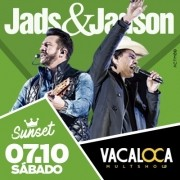 Jads & Jadson - 07/10/17 - Mogi das Cruzes - SP - TKINGRESSOS