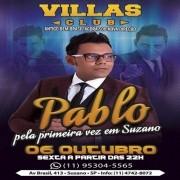 Pablo - 06/10/17 - Suzano - SP - TKINGRESSOS