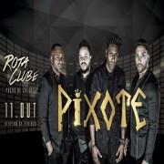 Pixote - 11/10/17 - Poços de Caldas - MG - TKINGRESSOS