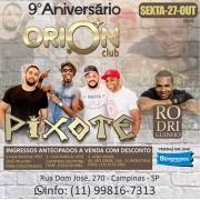 Pixote - 27/10/17 - Campinas - SP - TKINGRESSOS