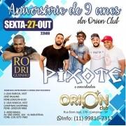 Pixote e Rodriguinho - 27/10/17 - Campinas - SP - TKINGRESSOS