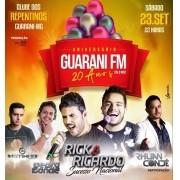 Rick & Ricardo - 23/09/17 - Guarani - MG - TKINGRESSOS