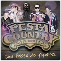 Festa Country 2012 - 24 a 26/05 - Juiz de Fora - MG