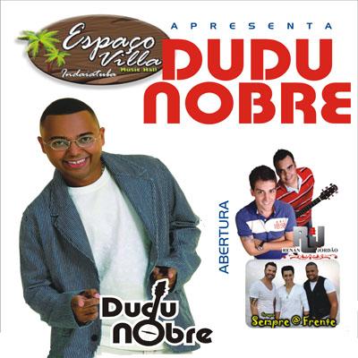 Dudu Nobre - 03/08 - Indaiatuba - SP  - TKINGRESSOS