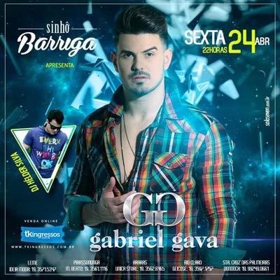 Gabriel Gava - 24/04/15 - Leme - SP  - TKINGRESSOS