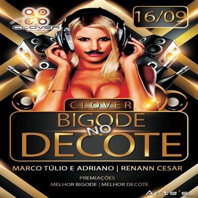 Bigode no Decote - 16/09/17 - Tupã - SP