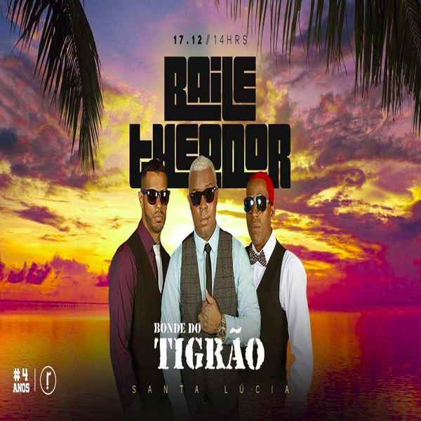 Baile Theodor - Bonde Do Tigrão - 17/12/17 - Americana - SP