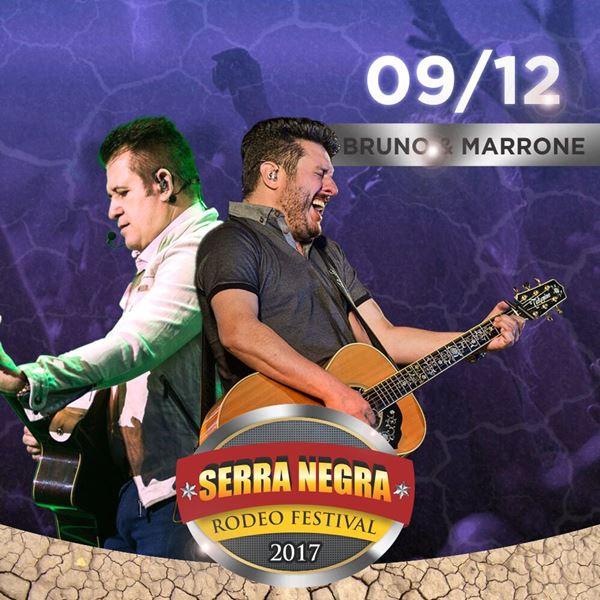 Bruno & Marrone - 09/12/17 - Serra Negra - SP