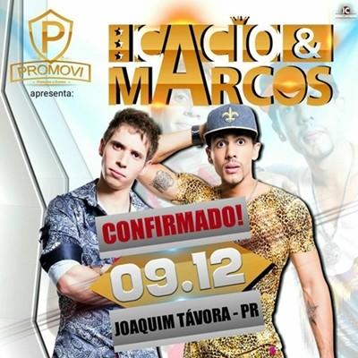 Cacio & Marcos - 09/12/17 - Joaquim Távora - PR
