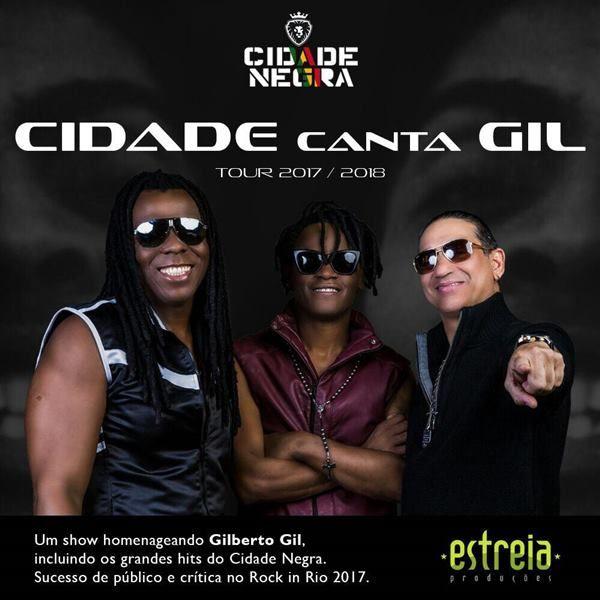 Cidade Negra - 16/12/17 - São Paulo - SP