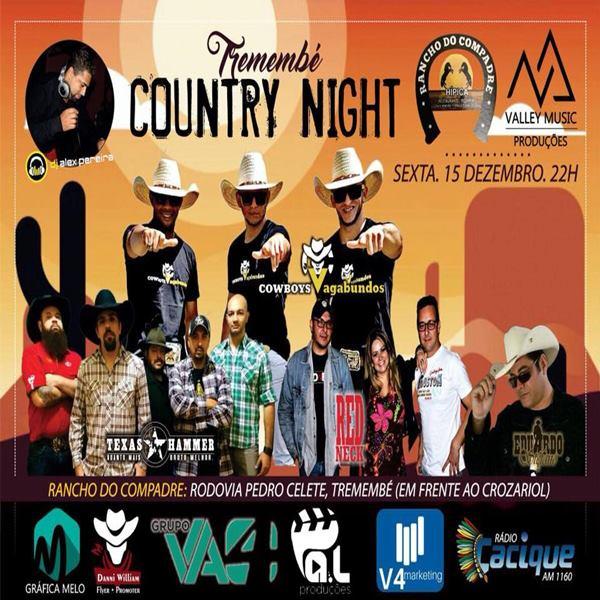 Country Night - 15/12/17 - Tremembé - SP
