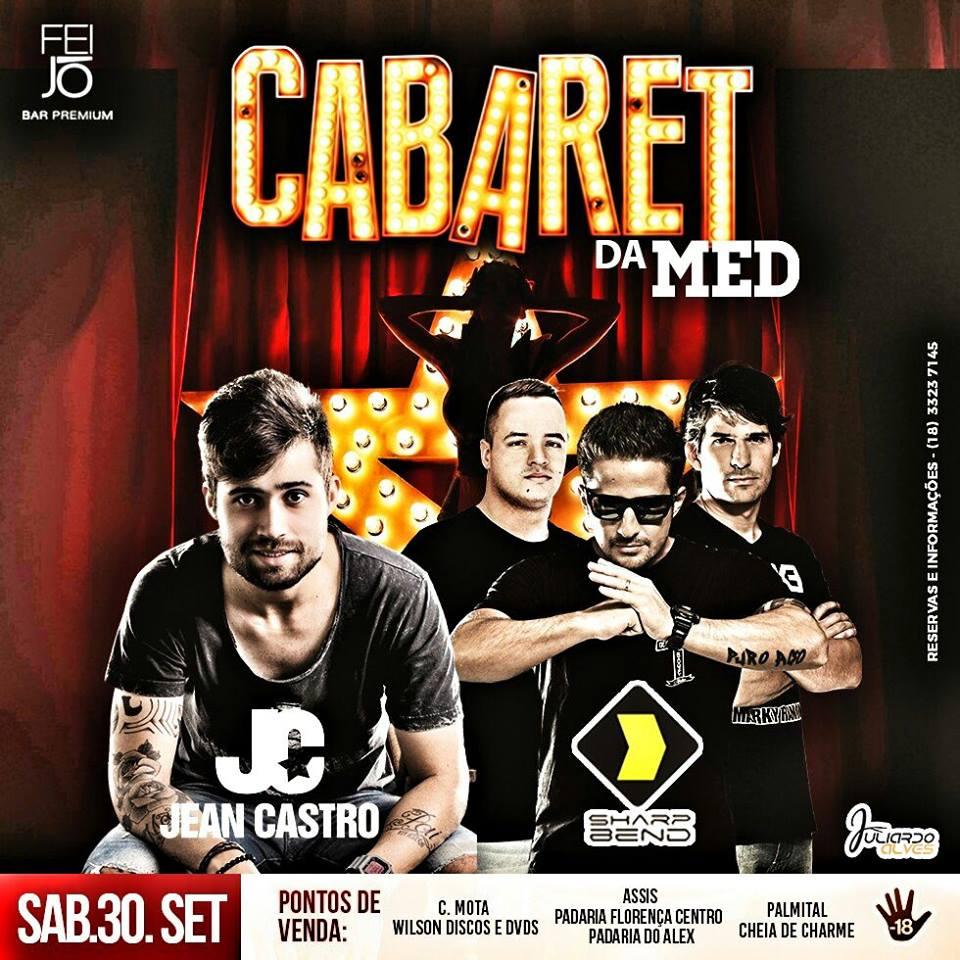 Feijó Cabaret da Med T1 - 30/09/17 - Assis - SP