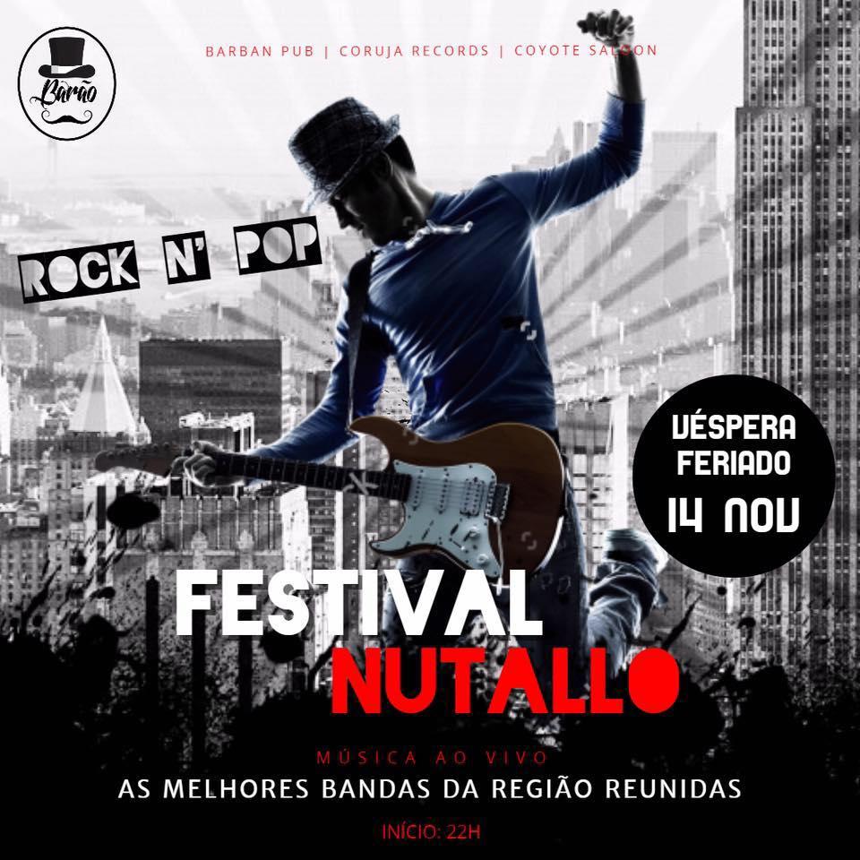 Festival Nutallo - Jaú - SP