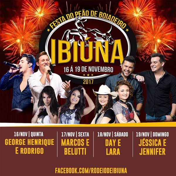 George Henrique & Rodrigo - 16/11/17 - Ibiúna - SP