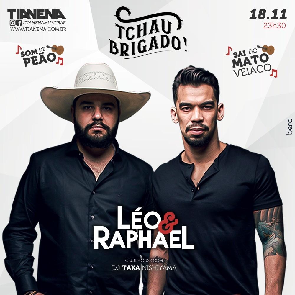 Léo & Raphael - 18/11/17 - Mogi Guaçu - SP