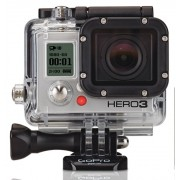CAMERA GOPRO HERO3 + - SILVER EDITION