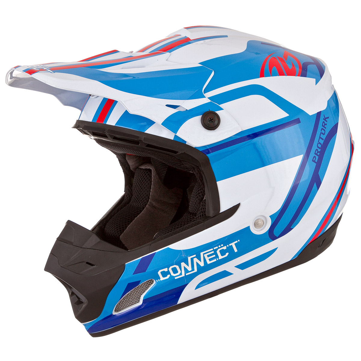 CAPACETE CROSS PROTORK TH1 CONNECT