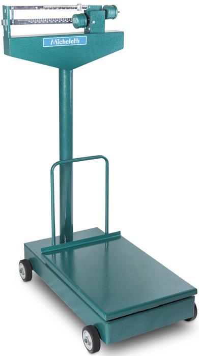 BALANÇA MECÂNICA 200kg - Plat.41 x 57