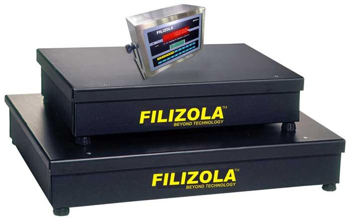 BALANÇA DIGITAL FILIZOLA  - INDICADOR INOX - IDS II (FORA DE LINHA, FABRICANTE FALIU)
