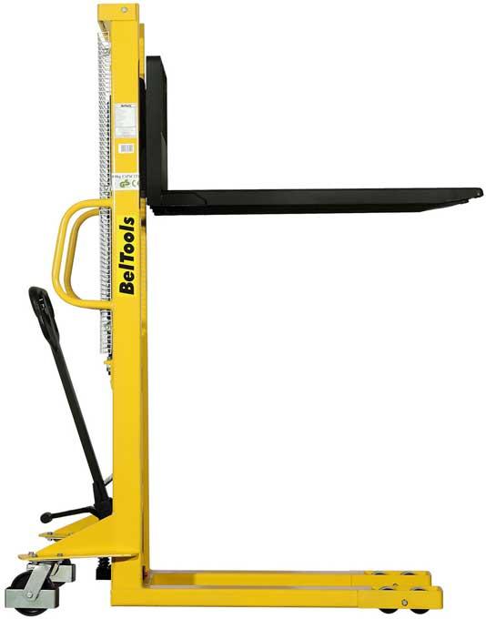 Empilhadeira Manual Hidraulica - 1000kg - 1,6m