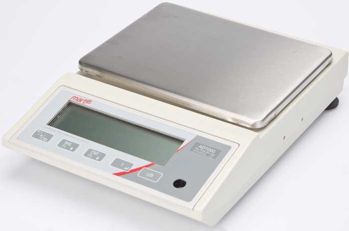 BALANÇA ELETRÔNICA DE PRECISÃO 5kg x 0,1g
