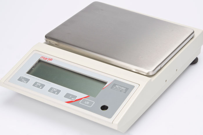 BALANÇA ELETRÔNICA DE PRECISÃO 5kg x 1g