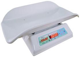 BALANÇA ELETRONICA PEDIÁTRICA - 15kg - Concha em ABS