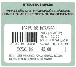 FILIZOLA PLATINA SERIAL 15kg - Preta - Cadastro Via Teclado - Revitalizada