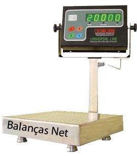 BALANÇA ELETRÔNICA PESADORA E CONTADORA - 5kg x 1g