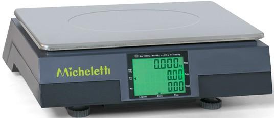 Balança Digital 15kg calculadora de Preço Aprovada SELO e LACRE do INMETRO