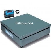 BALANÇA ELETROMECÂNICA 1500kg PLATAF.1,00x1,50 (MIC-1500H3) MICHELETTI
