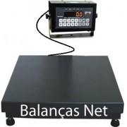 BALAN�A ELETR�NICA 150kg - 40x50cm - RAMUZA