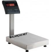 BALANÇA ELETRÔNICA DIGITAL BALCÃO  -  50kg x 10g