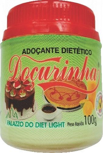 Adoçante Dietético Doçurinha (Nova Tampa)  - PALAZZO DO DIET LIGHT